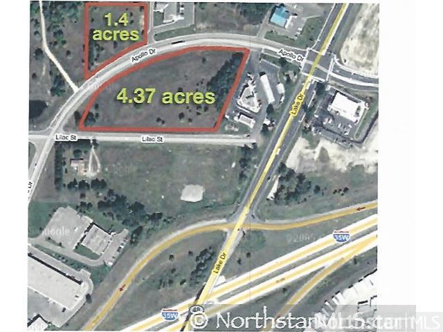 4.37 acres Lino Lakes, MN