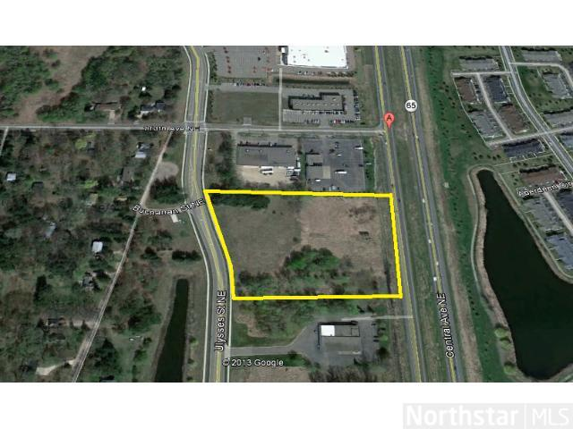 4.02 acres in Blaine, Minnesota