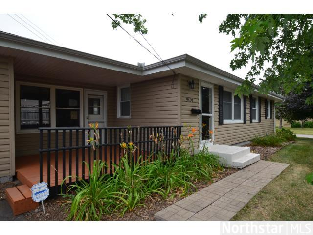Rental Homes for Rent, ListingId:25933044, location: 9400 Earl Street Golden Valley 55427