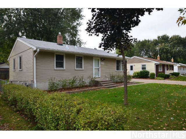 Rental Homes for Rent, ListingId:26029447, location: 1874 7th Street White Bear Lake 55110
