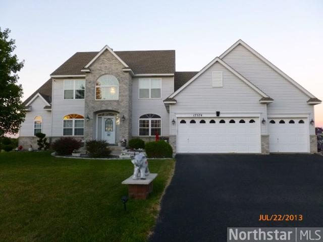 Rental Homes for Rent, ListingId:26159945, location: 17574 Hyde Park Avenue Lakeville 55044