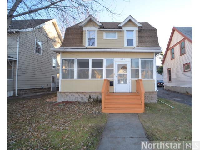Rental Homes for Rent, ListingId:26208713, location: 1498 Selby Avenue St Paul 55104
