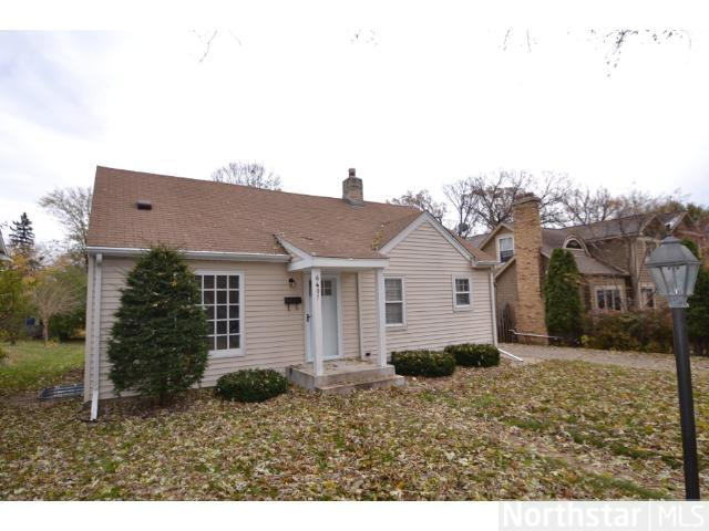 Rental Homes for Rent, ListingId:26309161, location: 6607 Logan Avenue S Richfield 55423