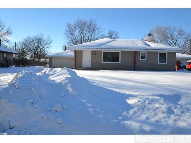 Rental Homes for Rent, ListingId:26566965, location: 11418 Wren Street NW Coon Rapids 55433