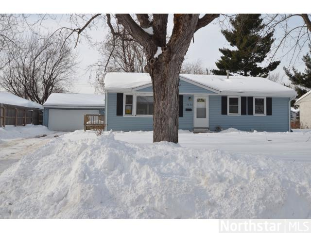 Rental Homes for Rent, ListingId:26709612, location: 5820 6th Street NE Fridley 55432