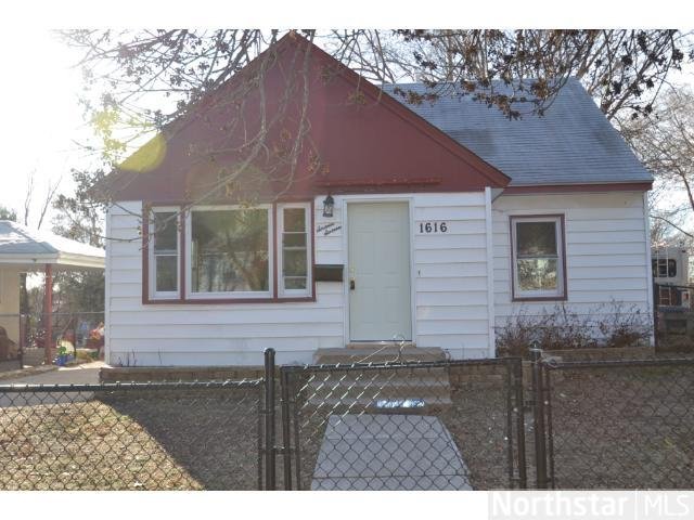 Rental Homes for Rent, ListingId:26771723, location: 1616 Bush Avenue St Paul 55106