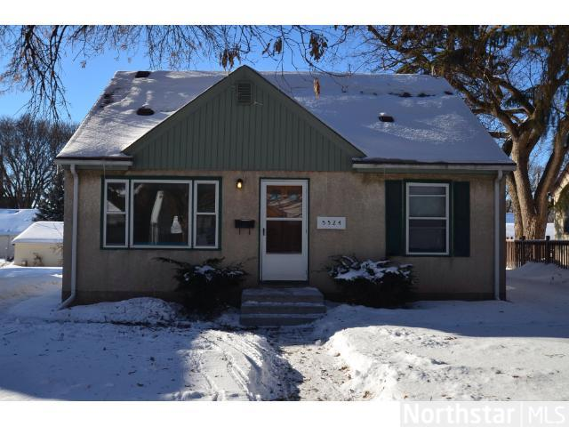 Rental Homes for Rent, ListingId:26786037, location: 5524 Nokomis Avenue Minneapolis 55417