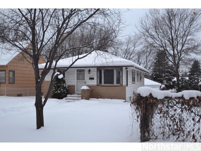 Rental Homes for Rent, ListingId:27180173, location: 4948 4th Street NE Columbia Heights 55421
