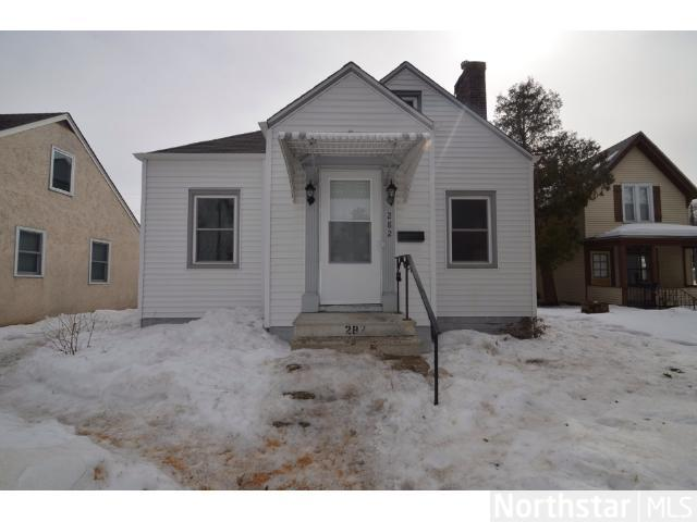 Rental Homes for Rent, ListingId:27202763, location: 282 Sidney Street E St Paul 55107