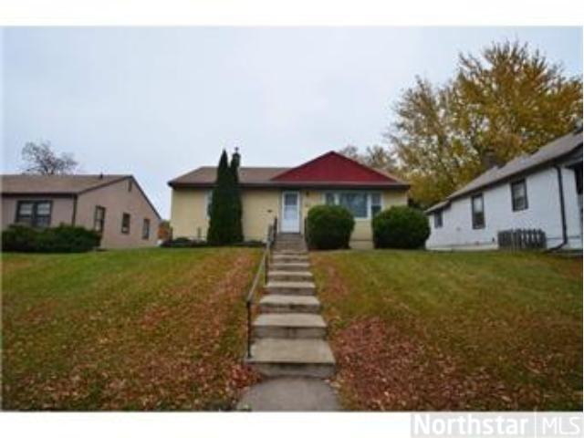 Rental Homes for Rent, ListingId:27372303, location: 1265 Beech Street St Paul 55106