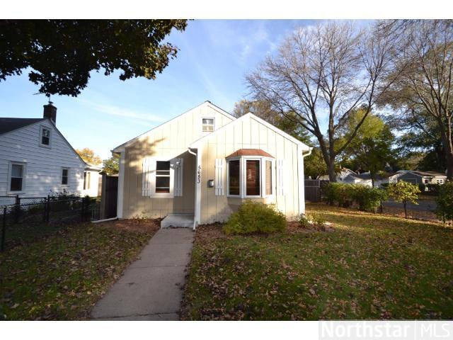 Rental Homes for Rent, ListingId:27377926, location: 5653 40th Avenue S Minneapolis 55417