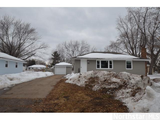 Rental Homes for Rent, ListingId:27420897, location: 11316 Palm Street NW Coon Rapids 55448