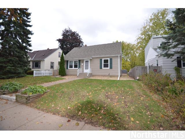 Rental Homes for Rent, ListingId:27806589, location: 1948 Montana Avenue E St Paul 55119