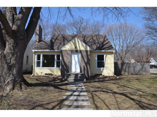 Rental Homes for Rent, ListingId:27806692, location: 3058 Stinson Boulevard Minneapolis 55418