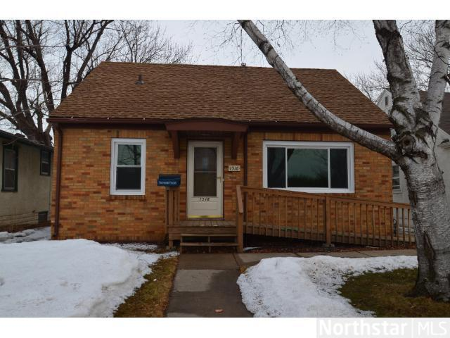 Rental Homes for Rent, ListingId:27811668, location: 1516 Huron Street St Paul 55108