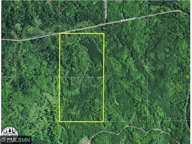 80 acres by Two Harbors, Minnesota for sale