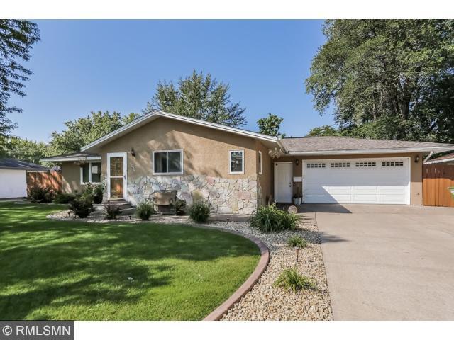 Real Estate for Sale, ListingId: 28960106, Fridley,MN55432