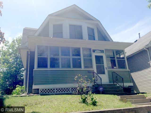 Rental Homes for Rent, ListingId:28965183, location: 1016 Minnehaha Avenue E St Paul 55106