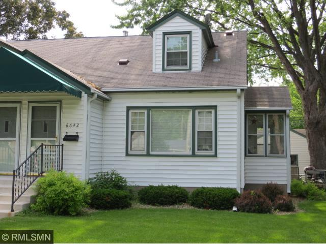 Rental Homes for Rent, ListingId:29171262, location: 6644 Park Avenue S Richfield 55423
