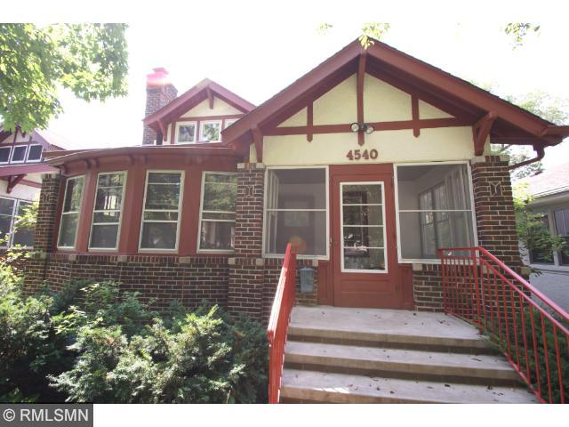 Rental Homes for Rent, ListingId:29831777, location: 4540 Pleasant Avenue Minneapolis 55419