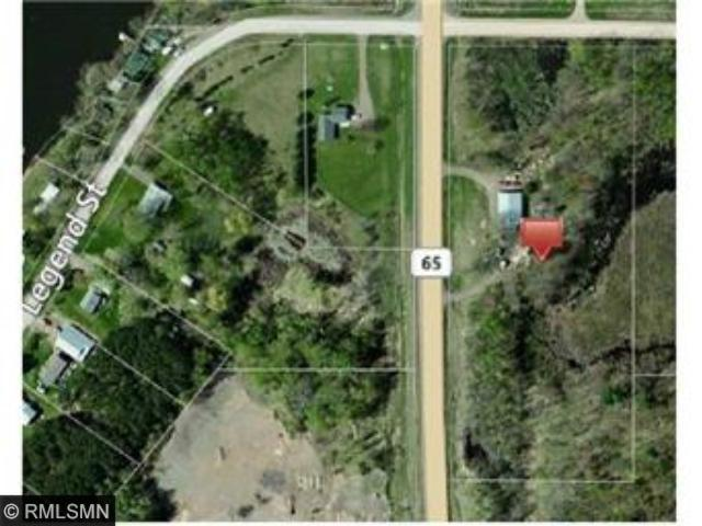 5 acres by Brunswick, Minnesota for sale