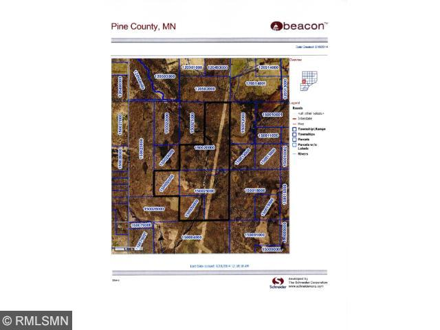 348.02 acres by Hinckley, Minnesota for sale