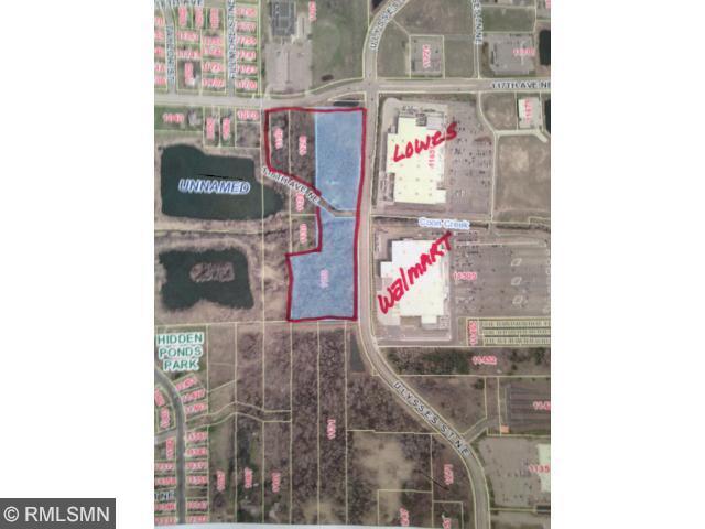 Real Estate for Sale, ListingId: 29980425, Blaine,MN55434
