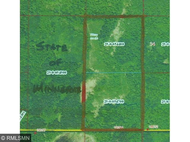 80 acres by Finlayson, Minnesota for sale
