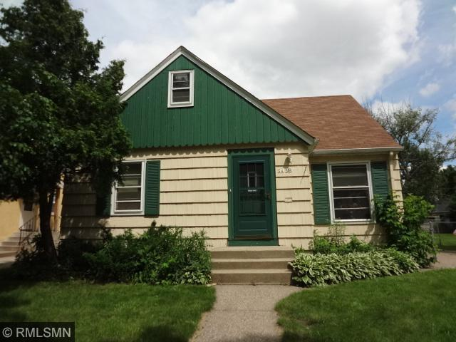 Rental Homes for Rent, ListingId:30097365, location: 3439 Cleveland Street NE Minneapolis 55418