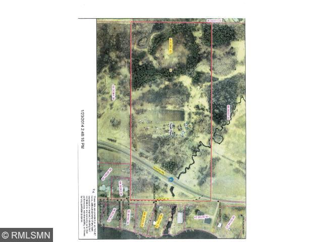 18.31 acres by Stanchfield, Minnesota for sale