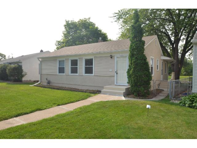 Rental Homes for Rent, ListingId:30270188, location: 1668 Iowa Avenue E St Paul 55106