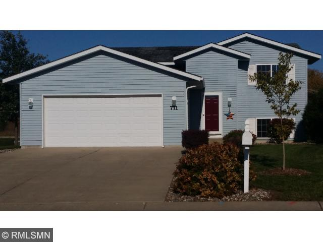 Rental Homes for Rent, ListingId:30291585, location: 771 St Louisiana Street NW Hutchinson 55350