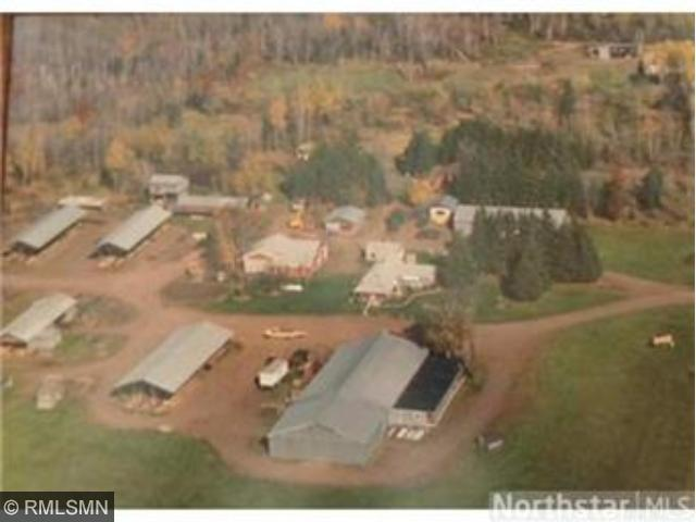 Image of Residential for Sale near Dairyland, Wisconsin, in Douglas County: 40 acres