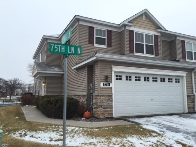 Rental Homes for Rent, ListingId:31001100, location: 5701 75th Lane N Brooklyn Park 55443