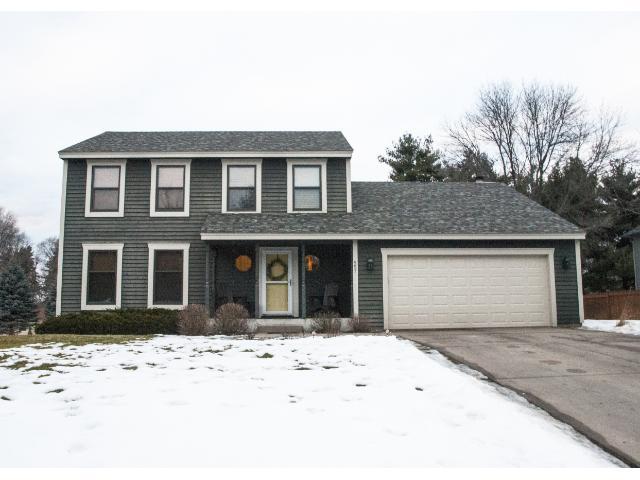 Real Estate for Sale, ListingId: 31427086, Vadnais Heights,MN55127