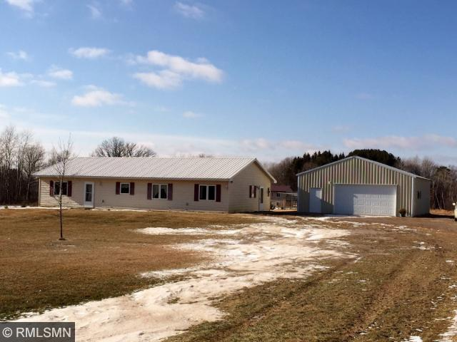 5 acres by Mora, Minnesota for sale