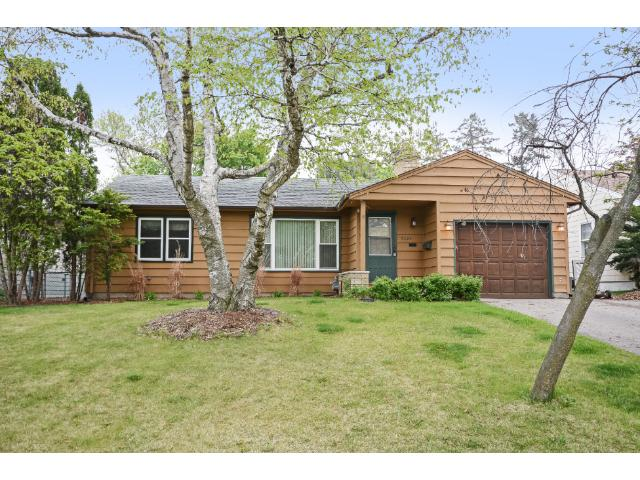 Rental Homes for Rent, ListingId:33907926, location: 5829 Ewing Avenue S Edina 55410