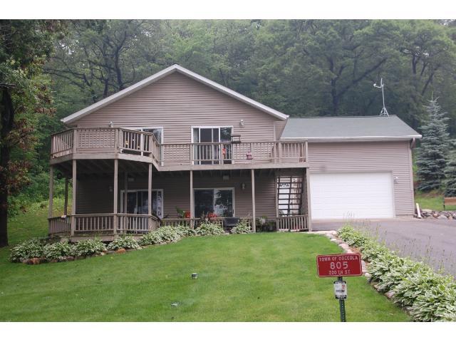 Real Estate for Sale, ListingId: 34245611, Osceola,WI54020