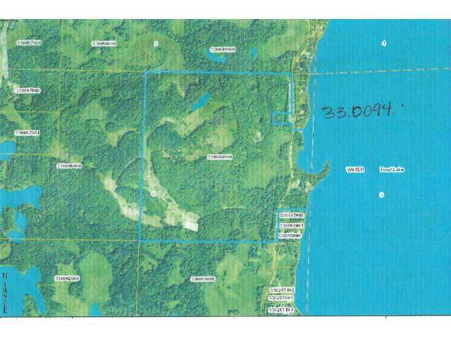 135.68 acres Osage, MN