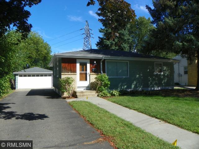 Rental Homes for Rent, ListingId:35519480, location: 4438 Toledo Avenue N Robbinsdale 55422