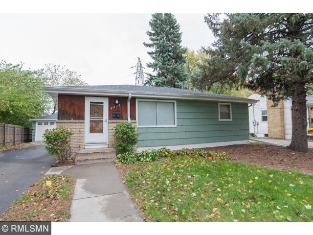 Rental Homes for Rent, ListingId:35519480, location: 4438 Toledo Avenue N Robbinsdale 55422