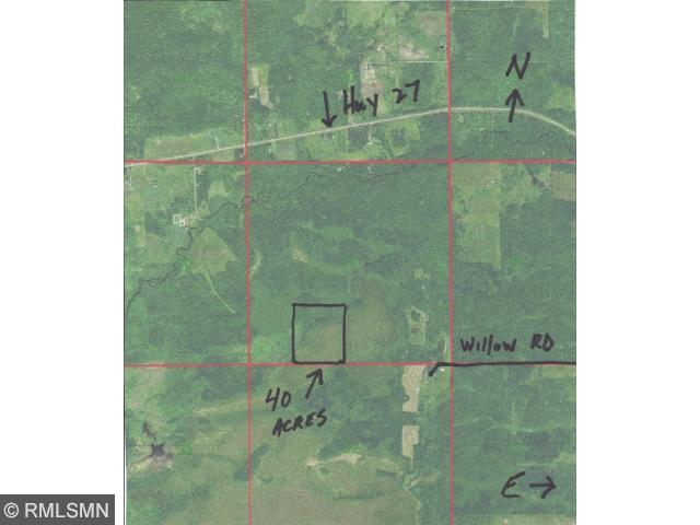 Image of Acreage for Sale near Kettle River, Minnesota, in Carlton County: 40 acres