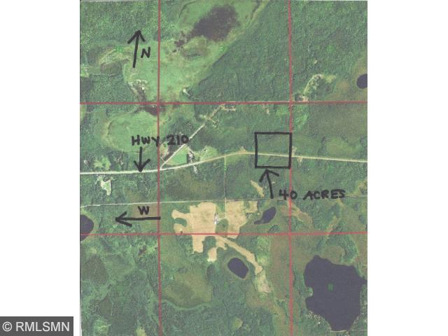 Image of Acreage for Sale near Sawyer, Minnesota, in Carlton County: 40 acres