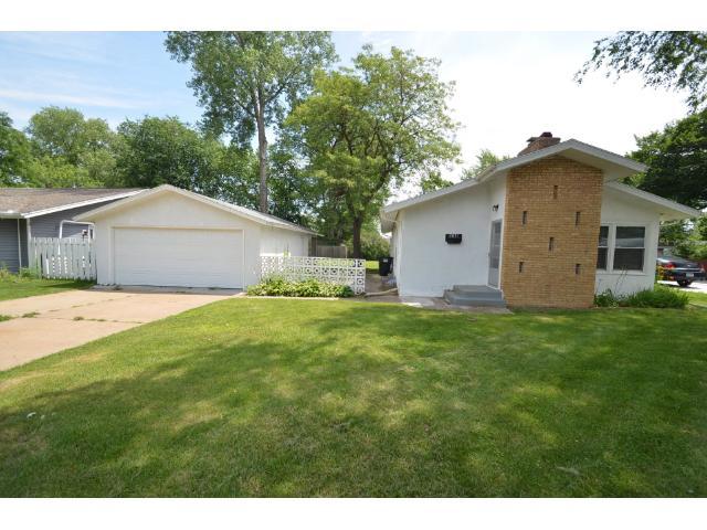 Rental Homes for Rent, ListingId:35705680, location: 6051 5th Street NE Fridley 55432