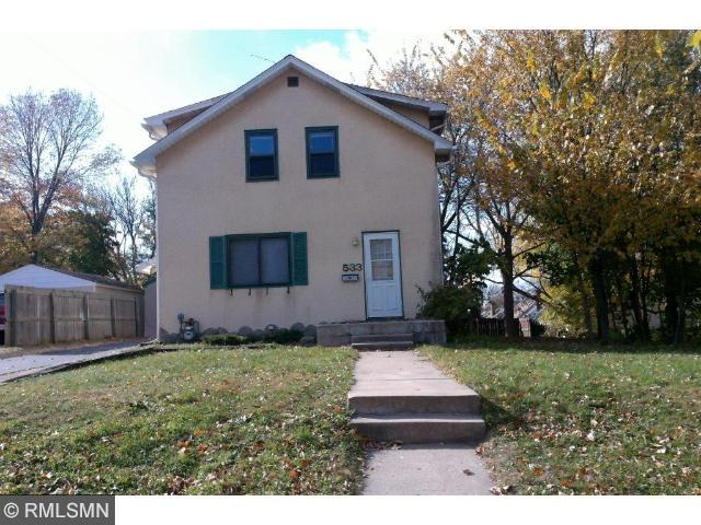 Rental Homes for Rent, ListingId:35886180, location: 533 Kennard Street St Paul 55106