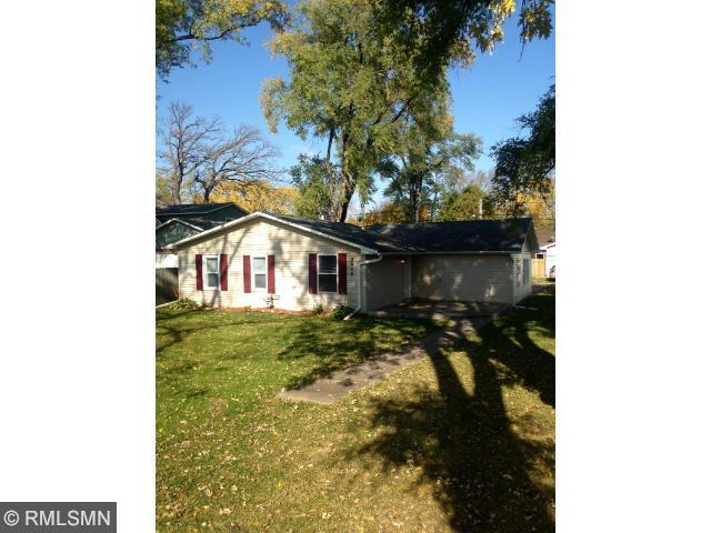 Rental Homes for Rent, ListingId:36128981, location: 2605 South Avenue E North St Paul 55109