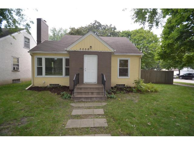 Rental Homes for Rent, ListingId:36188165, location: 3058 Stinson Boulevard Minneapolis 55418