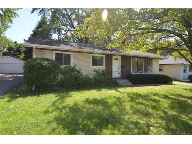 Rental Homes for Rent, ListingId:36283973, location: 712 51st Avenue NE Columbia Heights 55421