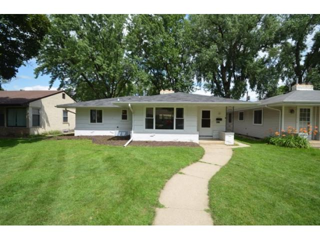 Rental Homes for Rent, ListingId:36335936, location: 6633 Clinton Avenue Richfield 55423