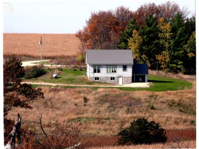 Image of Residential for Sale near Highland, Minnesota, in Fillmore County: 4.43 acres